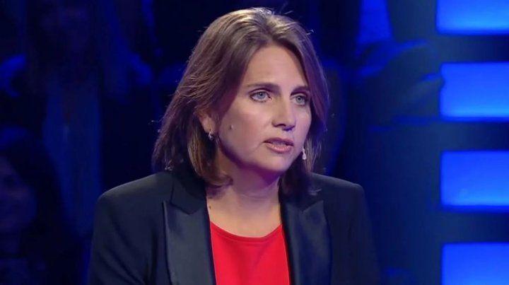 Macri recibe hoy a la bióloga que ganó 500 mil pesos en TV