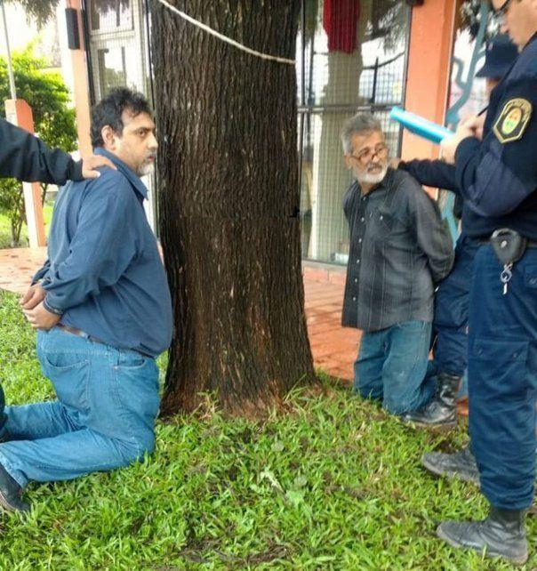 Detuvieron al Gitano Fernández, principal sospechoso de ataque a Olivares y Yadón