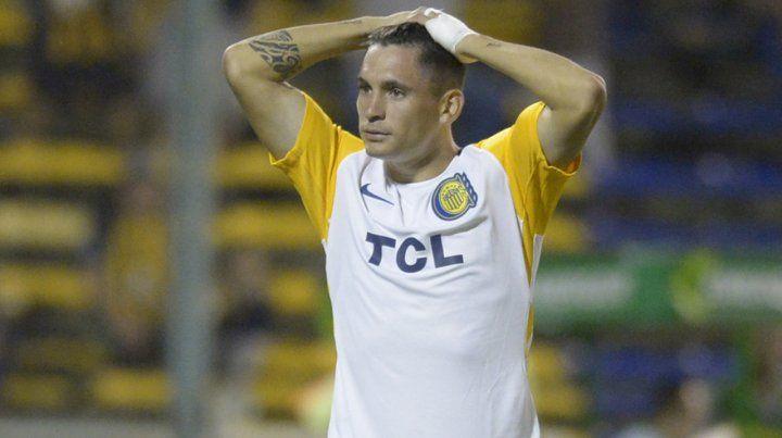 El defensor de Central Alfonso Parot sufrió lesiones en un choque