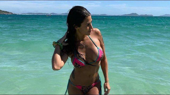 La misteriosa foto que publicó Ivana Nadal en su Instagram