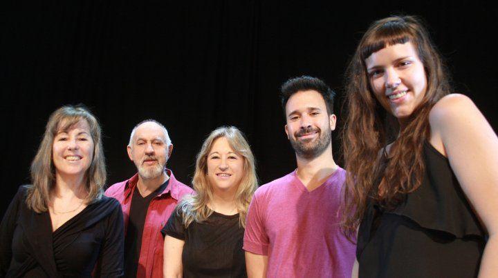Hay equipo. Madrigal es una de las agrupaciones vocales e instrumentales emblemáticas de Rosario.