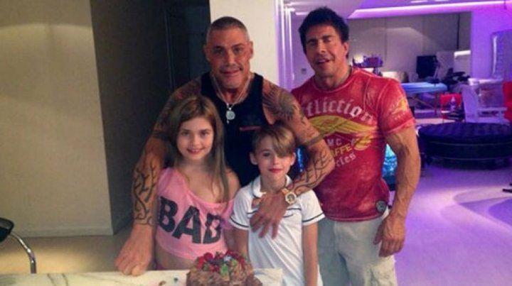 El emotivo mensaje de Gustavo Martínez a Ricardo Fort el día que su hija Martita cumple 15 años