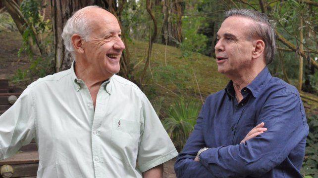 ¿Fórmula? Lavagna elogió el trabajo de Pichetto y lo mencionó como posible compañero de fórmula.