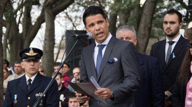 León Barreto va por la reelección.