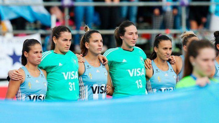 Con envión. Las chicas llegaron a EEUU tras vencer a Australia por penales.