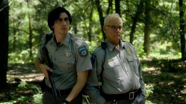 De culto. Adam Driver y Bill Murray encabezan el elenco de una comedia de Jim Jarmusch.