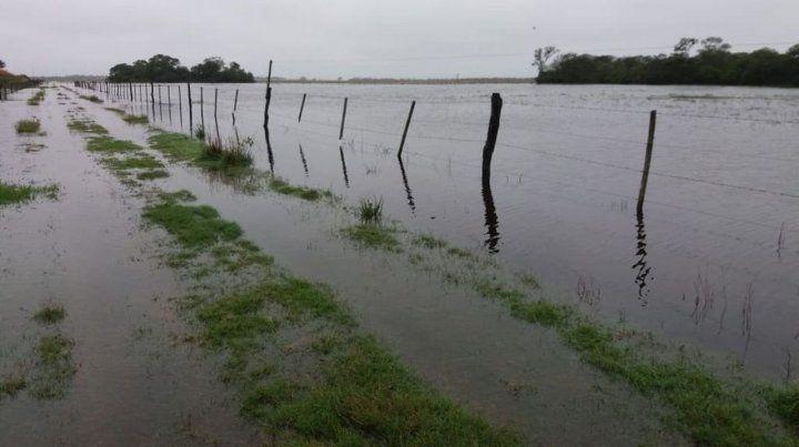 El norte provincial sigue bajo agua en una de sus peores inundaciones