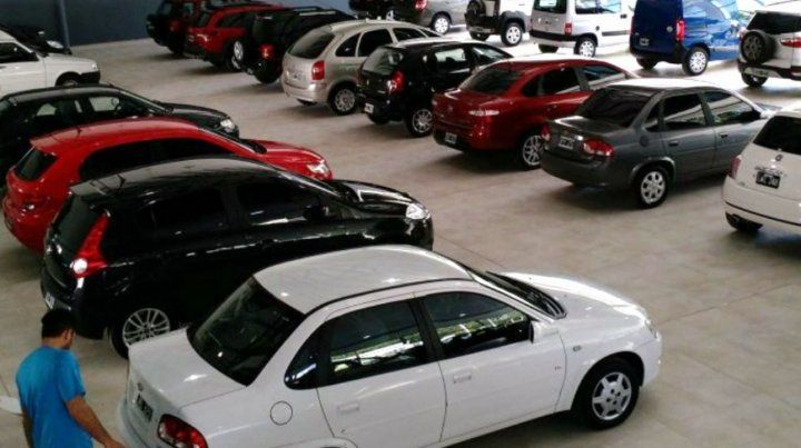 La venta de autos usados cayó casi 7 por ciento