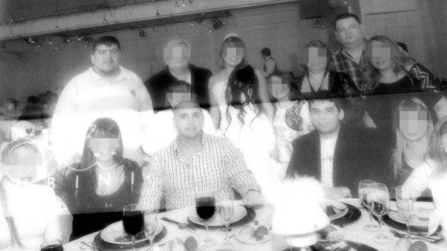 Fiesta. Salomón y Chamala Vázquez
