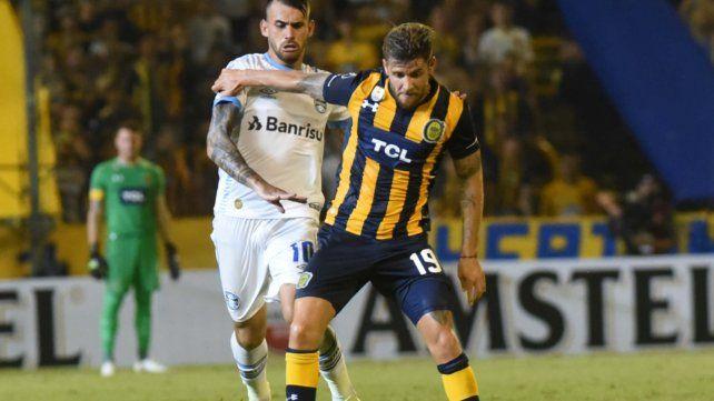 Lo quiere. Miguel Barbieri es uno de los futbolistas que el DT pretende retener en el plantel.