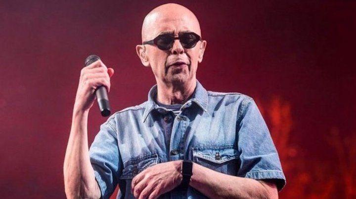 En vivo. El cantante actuó por última vez en 2017 ante 300 mil personas.