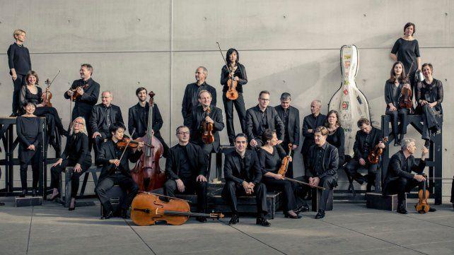 La orquesta de Münchener actúa hoy en El Círculo