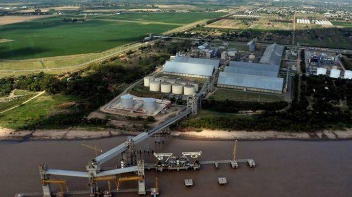 Escenario. La industria de la molienda de soja en Argentina es el sector más golpeado por el conflicto.