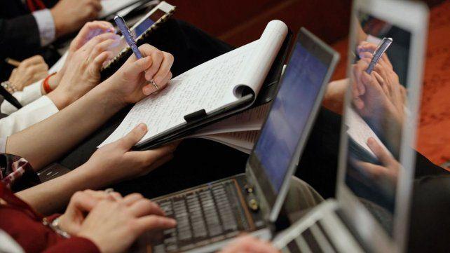 Nueva capacitación para periodistas en La Capital