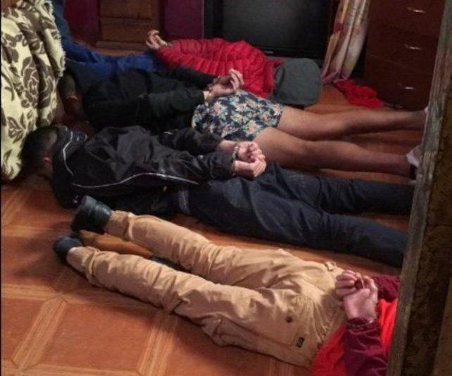 El violento raid delictivo de los asesinos del sodero