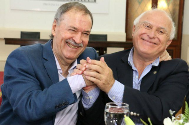 Schiaretti y Lifschitz
