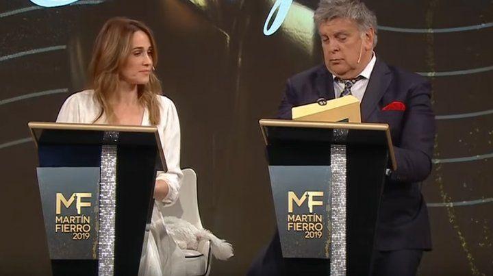 Ya están los nominados a los Martín Fierro que tiene su primera polémica