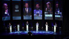 El último debate presidencial se realzó en 2015.
