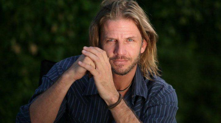 El actor Facundo Arana.