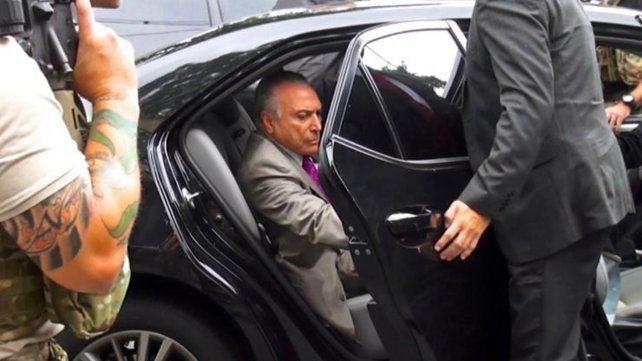 Brasil: una corte liberó por segunda vez al ex presidente Temer