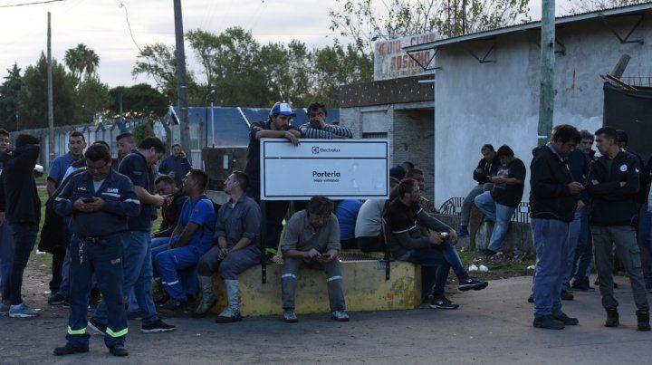 Electrolux: denunciaron en Trabajo que los despidos son ilegales