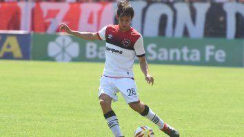 Mariano Bíttolo. El lateral izquierdo cumplió.