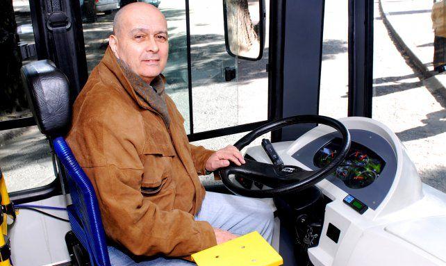Manuel Cornejo, titular de la UTA Rosario.
