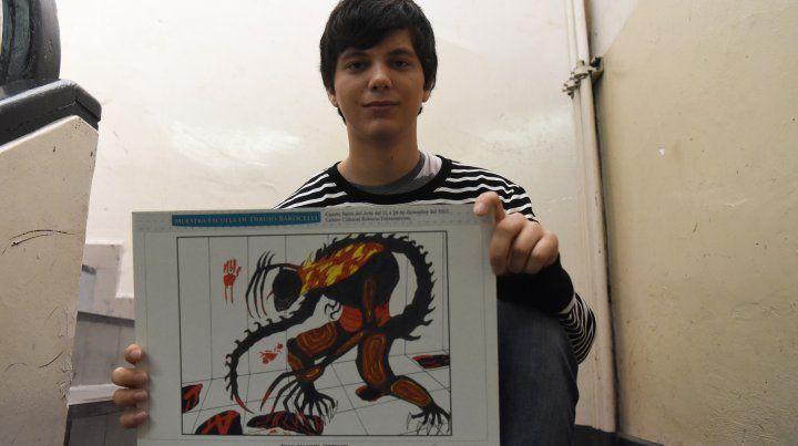 Un dibujante y dos agendas que guardan el esqueleto de sus historias