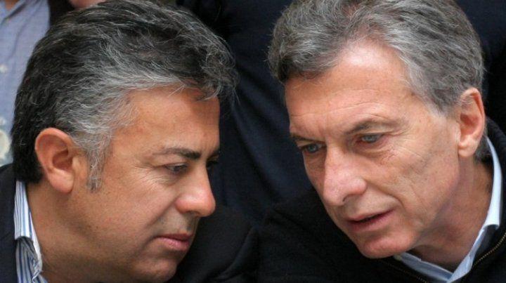 Cornejo: No hay que descartar que Macri no sea candidato