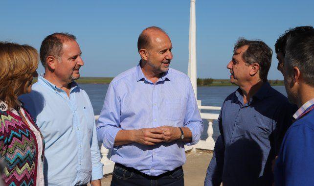 Perotti: Vamos a abrir nuevas oportunidades para los santafesinos