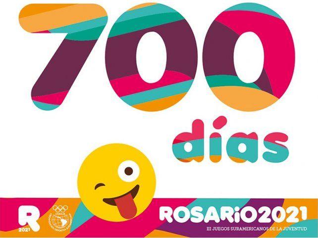 Juegos Suramericanos de la Juventud: Rosario se puso en marcha