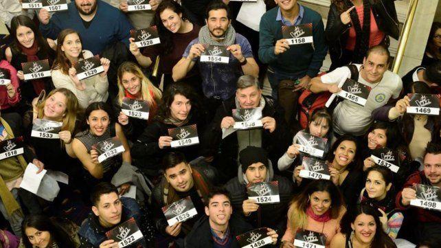 Finaliza el casting de La Voz Argentina