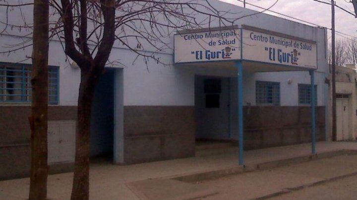 La víctima falleció cuando la llevaron al centro de salud El Gurí