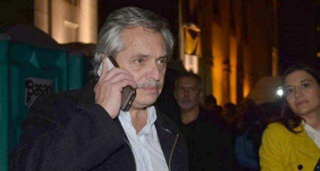 Alberto Fernández: Lo que hizo la Corte da cierta tranquilidad
