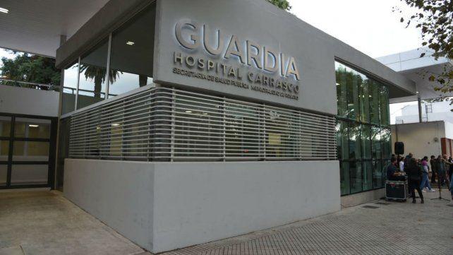 El Hospital Carrasco cuenta con un nuevo sector de Guardia.
