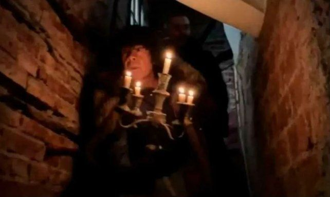 La Mona Jiménez se metió en la piel de Jon Snow y jugó a ser un héroe de GOT.