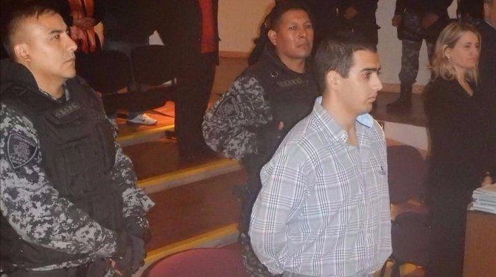 Pino sumó su tercera prisión perpetua por los cinco crímenes que se le conocen que cometió.