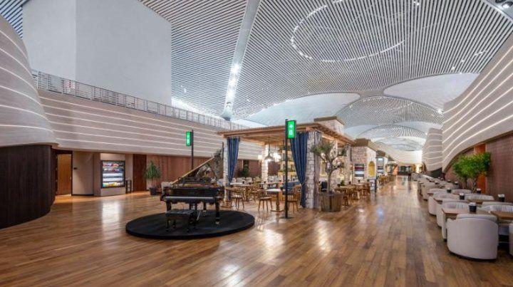 Estambul: Más salones en el nuevo aeropuerto