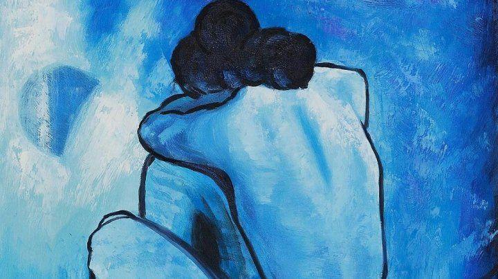 Dos poemas de Luz azul