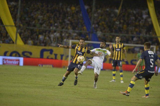 Central está interesado en el delantero Cristian Chávez