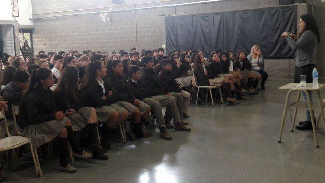 Un encuentro por el Melli y los nietos que faltan en San José de la Esquina