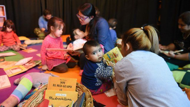 Un espacio para el encuentro con las primeras lecturas