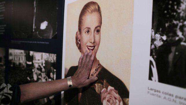 El PJ repudió a un funcionario que llamó prostituta y reventada a Eva Perón