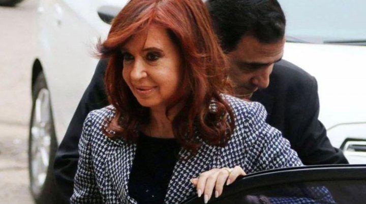Confirman que Cristina se presentará el martes en el juicio