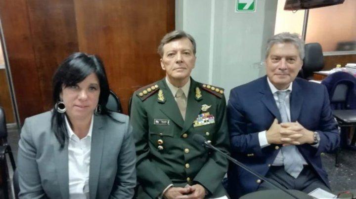 La acusación y los cargos que enfrenta el militar
