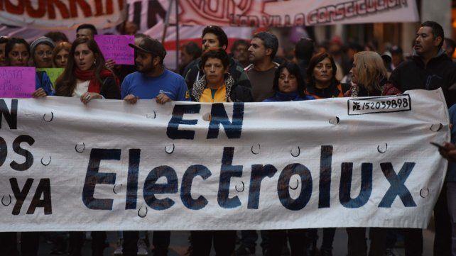 Electrolux: piden nulidad de los despidos
