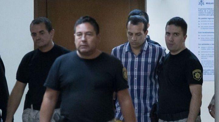Preso. Enrique Adrián Solís está preso desde febrero de 2018.