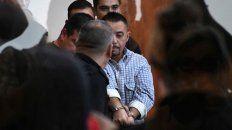 Entre rejas. Escobar tenía su esposa y sus hijos en San Nicolás, pero viajaba a Rosario a cometer los ataques.