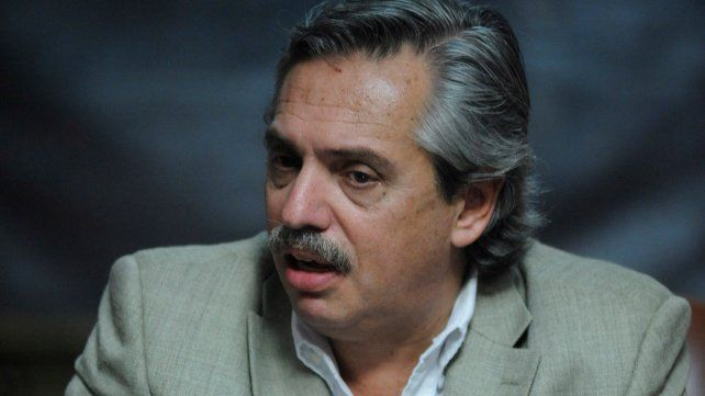 Sin prisa. Alberto Fernández es considerado un paciente armador.