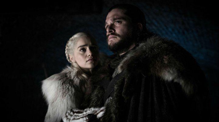 Daenerys y Jon ¿Quién se sentará en el Trono de Hierro? Hoy se sabrá todo.